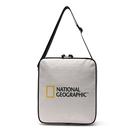 National Geographic 斜背包 象牙白 N205ACR020012【GO WILD】