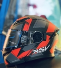 RSV安全帽,TESLA可樂帽,戰將/消光黑紅