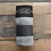 立體剪裁三角褲|岩灰縫線|60%灰【MR-01】(ROVOLETA)
