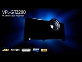 【聖影數位】SONY 索尼 VPL-GTZ280 4K 投影機