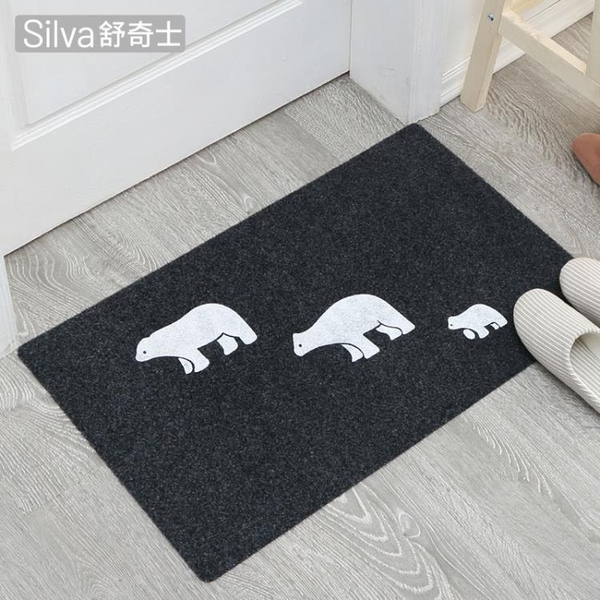 門口地墊門墊進門門廳腳墊家用臥室廚房入戶地墊吸水墊子地毯