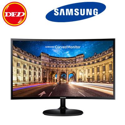 (預購)三星 SAMSUNG 曲面顯示器 C24F390FHE 24吋 Full HD 1920x1080 引領曲視 享樂無限 公司貨