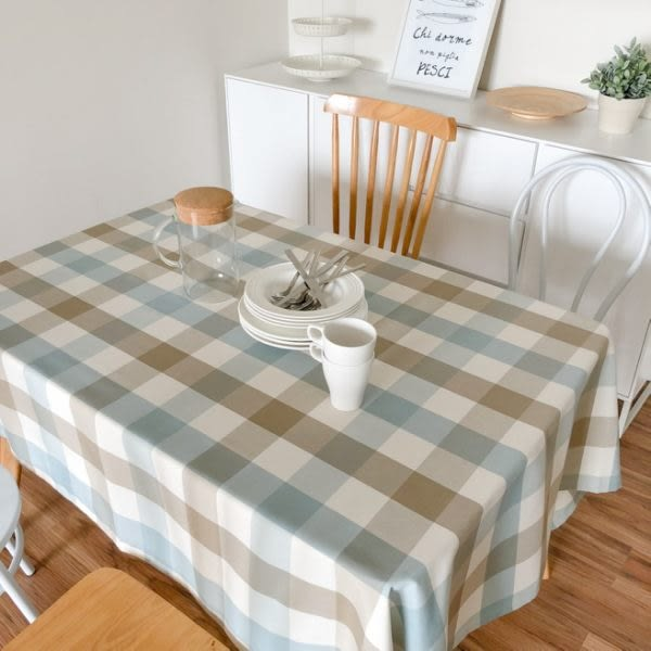 時尚可愛空間餐桌布 茶几布 隔熱墊 鍋墊 杯墊 餐桌巾491 (110*170cm)