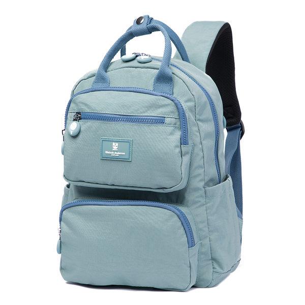 金安德森 夏卡爾微光  圓弧雙袋後背包 藍色