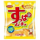 日本 湖池屋 酸醋味薯片55g