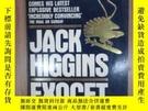 二手書博民逛書店外文書罕見EXOCET JACK HIGINS(共237頁,32開)Y15969