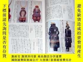 二手書博民逛書店Japanese罕見Samurai Armor of Feudal lord book from japan ra