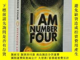 二手書博民逛書店I罕見am number four:We were nine,t