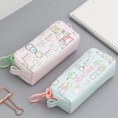 筆袋女韓國大學生簡約女生初中文具盒大容量小清新可愛創意夢想巴士