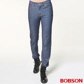 BOBSON 男款直筒牛仔褲(1622-52)