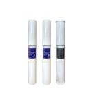(共3支)CLEAN PURE 20英吋標準型小胖5微米PP濾心2支 20吋小胖活性碳濾心1支 20吋 全戶過濾