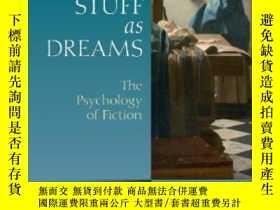 二手書博民逛書店Such罕見Stuff As DreamsY255562 Keith Oatley Wiley 出版2011