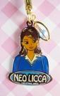 【震撼精品百貨】NEO LICCA麗卡~鑰匙圈吊飾-學生半身