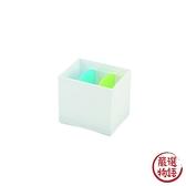 【日本製】【Inomata】日本製 LEAD 四格收納盒 白色(一組:10個) SD-13728 - Inomata