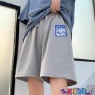 運動短褲 休閒運動短褲女夏季寬鬆韓版薄款顯瘦直筒百搭五分褲子潮 寶貝計畫 618狂歡