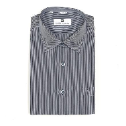 【南紡購物中心】【PIERRE BALMAIN 皮爾帕門】長袖襯衫-黑白條紋(F1)