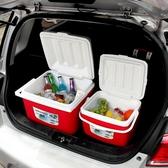 行動冰箱-保溫箱便攜家用保鮮車載釣魚戶外保溫箱外賣冰激凌冰桶【快速出貨】