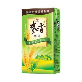 統一麥香綠茶 300ml-1組(6入)*黑貓配送*【合迷雅好物超級商城】