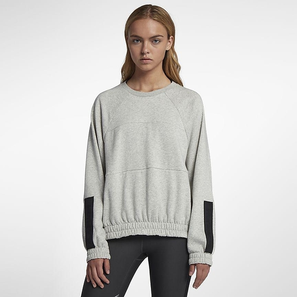 Hurley SURF CHECK ONE & ONLY PULLOVER 帽T-黑(女)