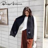 冬季保暖圍巾韓版女百搭針織毛線圍巾男圍脖gogo購