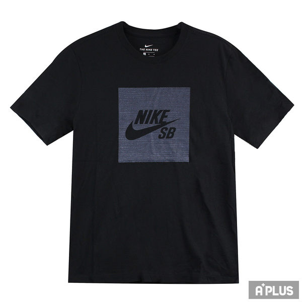 NIKE 男 AS M NK SB TEE LOGO CHAMBRAY    圓領T(短)  - BV7034010
