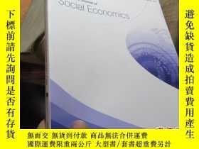 二手書博民逛書店international罕見journal of social