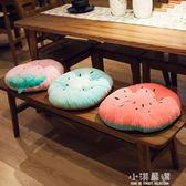 夏季加厚學生凳子防滑墊子家用沙發墊榻榻米椅子坐墊靠背女可愛軟CY『小淇嚴選』
