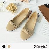 包鞋 氣質扭結平底鞋 MA女鞋 T51027