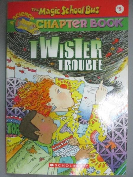 【書寶二手書T9/原文小說_NGD】Twister Trouble_Schreiber, Ann/ Speirs, John (ILT)
