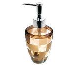 浴室Grid 乳液瓶棕色|乳液瓶沐浴乳洗髮精分裝瓶【mocodo 魔法豆】