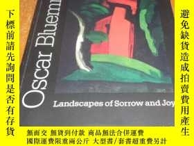 二手書博民逛書店2手英文罕見Oscar Bluemner: Landscapes