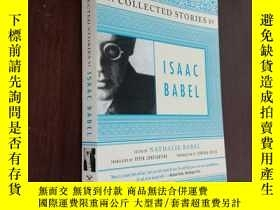 二手書博民逛書店The罕見Collected Stories Of Isaac BabelY12880 Isaac Babel