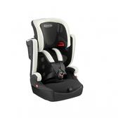 【愛吾兒】美國 Graco AirPop 嬰幼兒成長型輔助汽車安全座椅/汽座-白武士