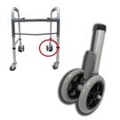 助行器用腳輪C款 - 後輪使用  煞車輪...