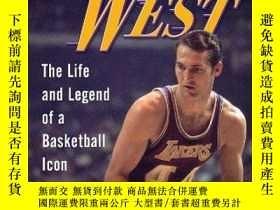 二手書博民逛書店Jerry罕見WestY256260 Roland Lazenby Espn 出版2010