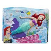 《 Disney 迪士尼 》公主愛麗兒電動戲水組  ╭★ JOYBUS玩具百貨
