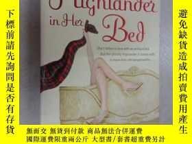 二手書博民逛書店外文書罕見Highlander in her bed (共340頁,32開)Y15969 出版2006
