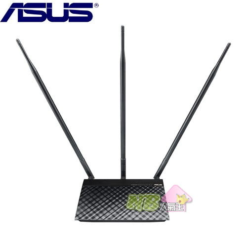 ASUS華碩 RT-N14UHP 無線路由器