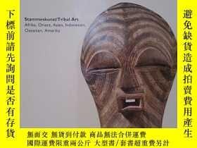 二手書博民逛書店Dorotheum:罕見Stammeskunst Tribal Art Afrika, Orient, Indon