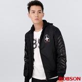 BOBSON 男款鋪棉棒球外套(38032-88)