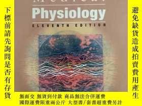 二手書博民逛書店Textbook罕見of Medical Physiology(