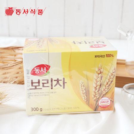韓國 DONGSUH 韓式大麥茶 (30包入) 300g 純麥茶 麥茶 茶飲 大麥茶 沖泡 沖泡飲品