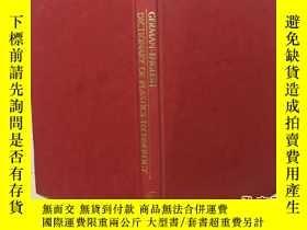 二手書博民逛書店GERMAN-ENGLISH罕見DICTIONARY OF PL