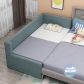 拼接床 實木兒童床帶女孩男孩兒童床邊床加寬小床拼接大床童床拼接床T