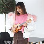 尤克里里初學者學生成人女純木質手工小吉他烏克麗麗可調音可演奏 mks阿薩布魯