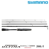 漁拓釣具 SHIMANO POISON ULTIMA 266L-5 [淡水路亞旅竿]