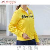 KAPPA 限量女款風衣外套(網狀內裡)FC76-P001-2