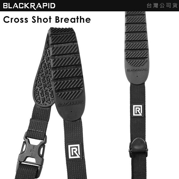 EGE 一番購】BlackRapid 新版快攝手【Cross Shot Breathe 黑色】穿越快手快速背帶【公司貨】