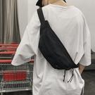 胸包男韓版ins潮流運動學生側背包休閒工裝斜跨小背包女斜背包男 黛尼時尚精品