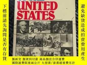 二手書博民逛書店APocket罕見History of the united d